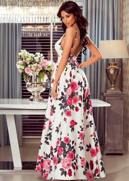 Długa sukienka Rosie